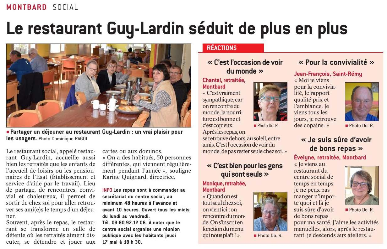 article bien public 150518 restaurant ccas montbard